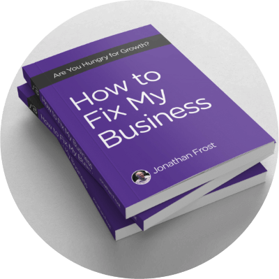 How to fix my business book